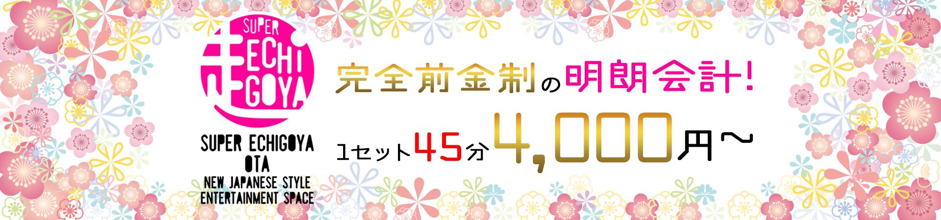 スーパー越後屋 太田
