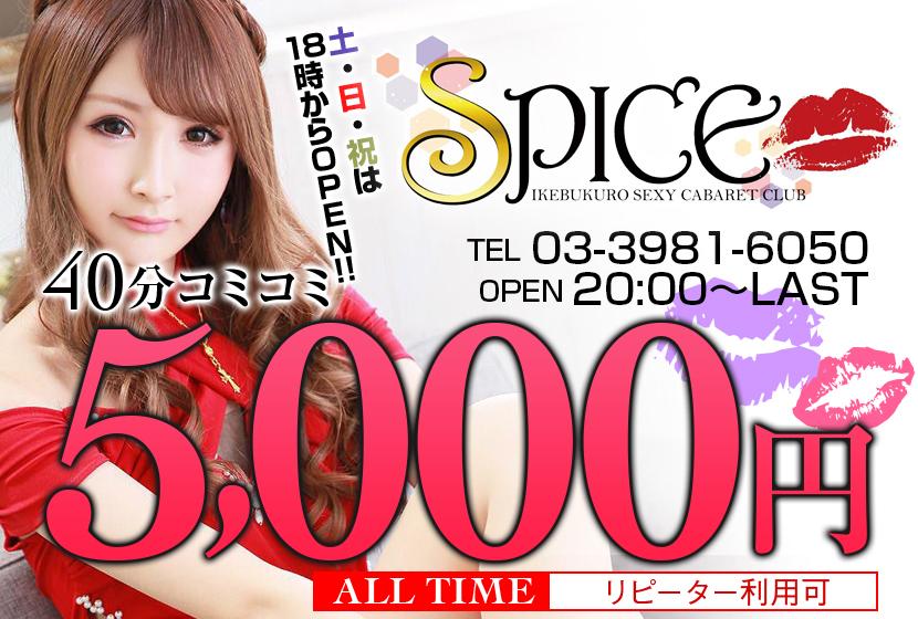 SPICE(スパイス)